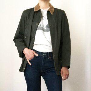 Ralph Lauren Olive Green Barn Work Jacket Coat
